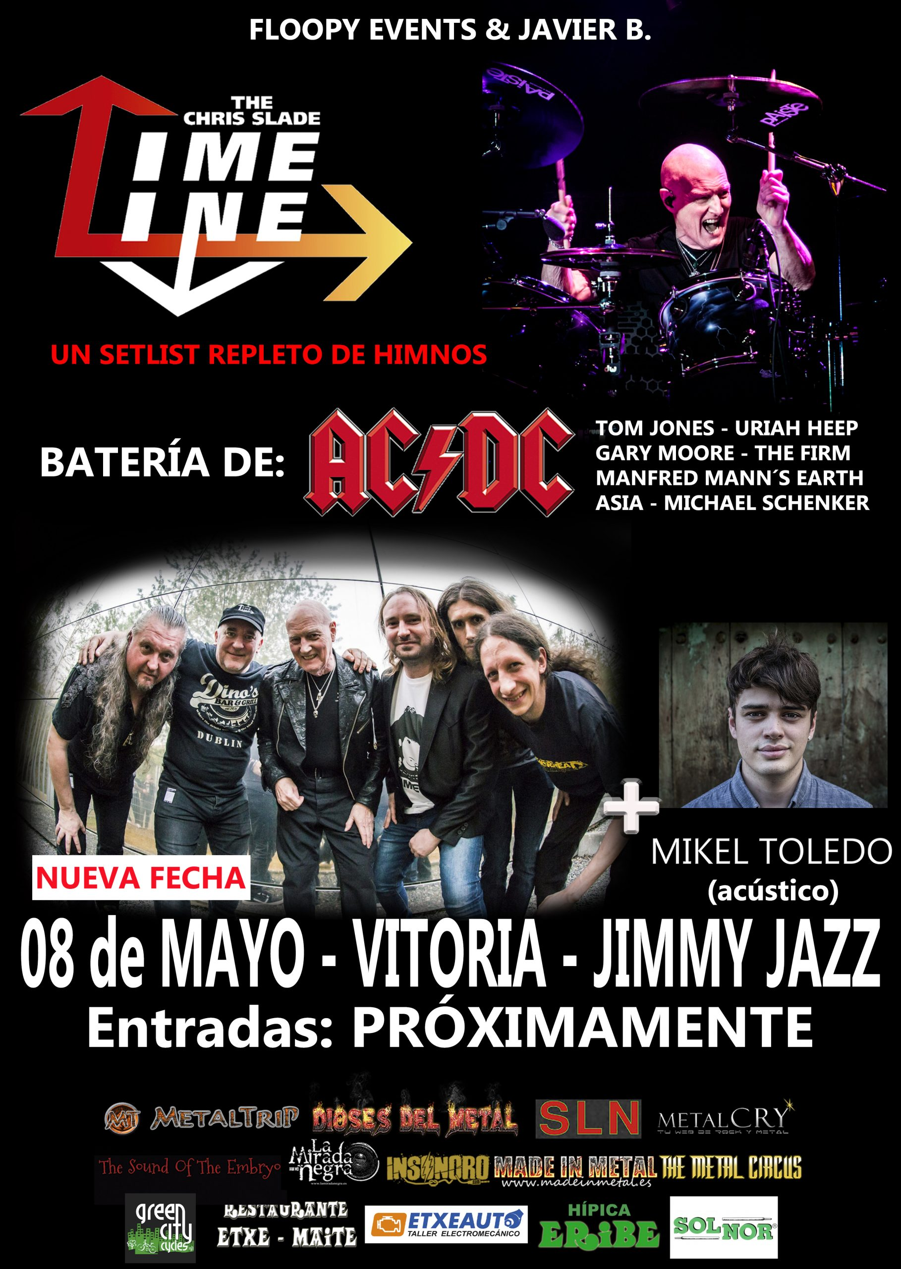 CARTEL vitoria Chris Slade DEF