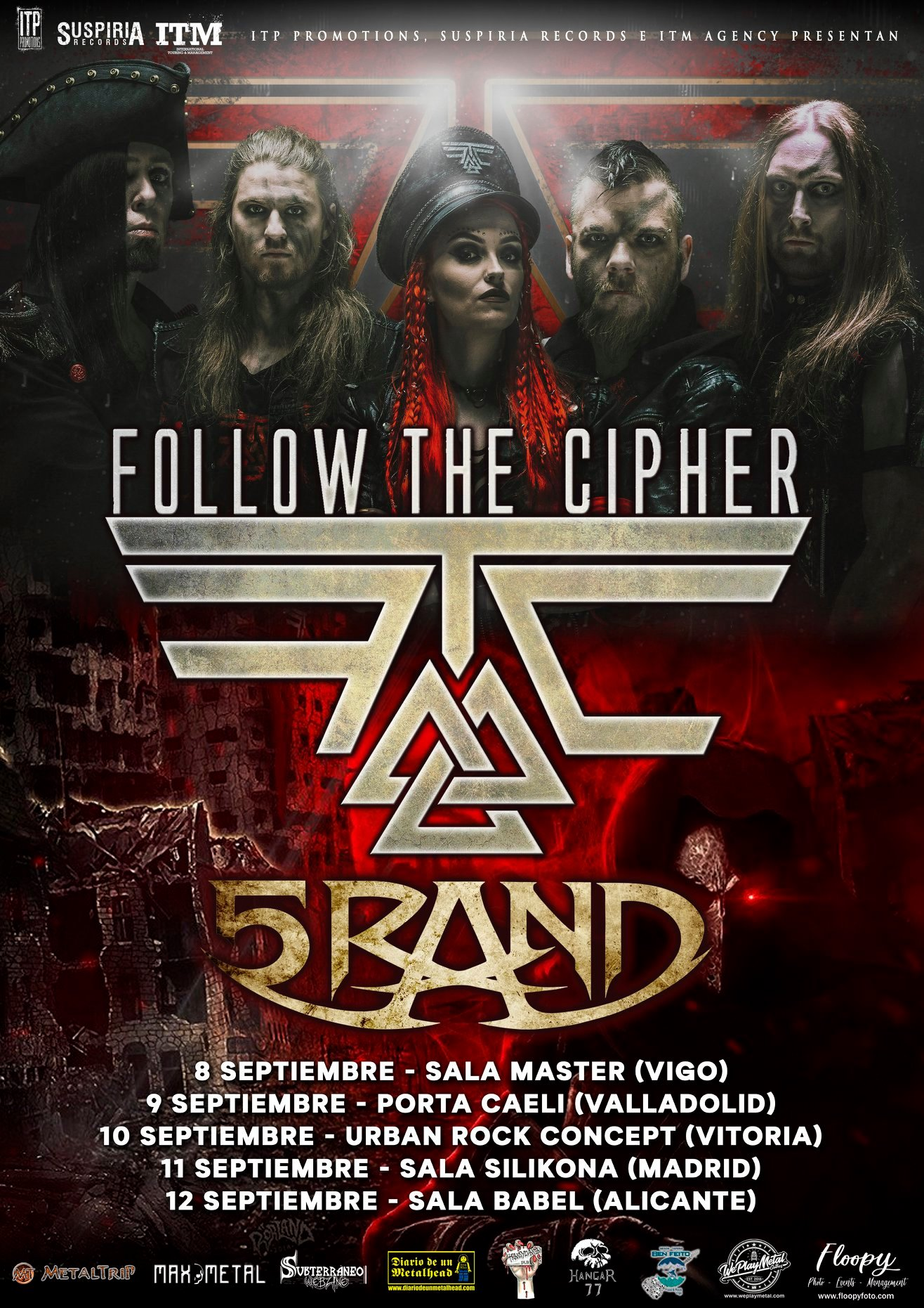 Follow the Cipher España 2021